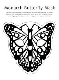 coloring enchanting butterfly printouts butterfly printouts to