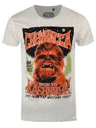 spirit halloween chewbacca chewbacca back to kashyyyk men u0027s white t shirt buy online at