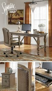 Tanshire Home Office Ashley Furniture Home Office Pinterest - Ashley office furniture