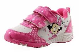 minnie mouse light up shoes disney minnie mouse s white fuchsia light up sneakers