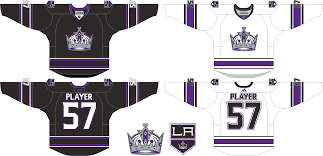 La Kings Flag Let U0027s Remake Some Nhl Jerseys Before Adidas Does Stanley Cup Of
