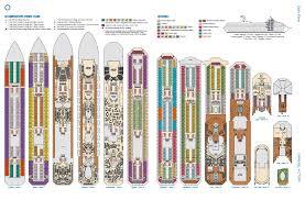 carnival freedom deck plan radnor decoration