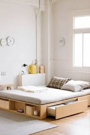 Plans For A Platform Bed With Storage Drawers by 9 Ideas For Under The Bed Storage Eight Large Rolling Drawers