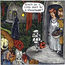 Happy Halloween Meme - happy halloween star wars inspired nco club off topic 1st