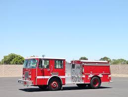 fire rescue trucks for sale in ca