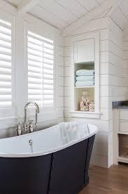 Small Coastal Bathroom Ideas Shiplap Bathroom With Shiplap Walls Shiplap Shiplapwalls