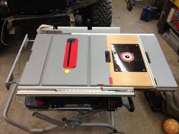 bosch table saw accessories bosch 4100 09 router insert 2 0 pro construction forum be the