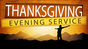 community church tucson az thanksgiving evening service