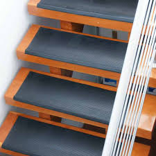 secure rubber treads for stairs can outsmart slick and slippery