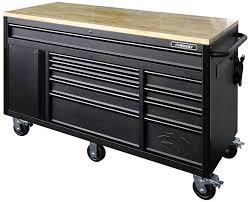 60 Inch Cabinet New Husky 60 Inch 10 Drawer Mega Mobile Workbench