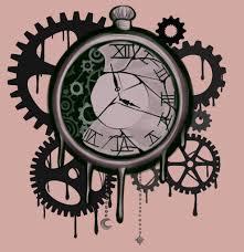 clock tattoo by lelacrime deviantart com on deviantart tattoos