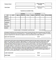 8 timesheet invoice templates u2013 free sample example format