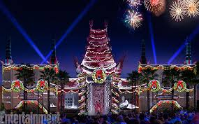 How Long Does Disney Keep Christmas Decorations Up Disney U0027s Hollywood Studios Announces New Holiday Show To Replace