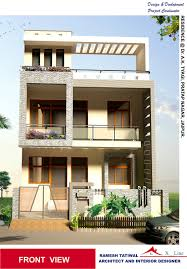 front design of house in india 4397