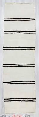 Black And White Striped Runner Rug Black And White Striped Runner Rug Ideas Wool Area Rugs Picture 65