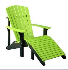 Lime Green Patio Furniture by How To Vacation Right At Home This Summer With Recyled Outdoor