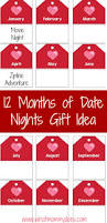 Great Valentines Day Ideas For Him 12 Months Of Date Night Ideas With Your Husband With Free