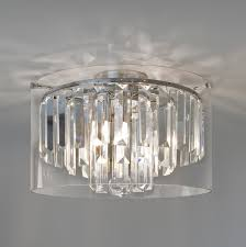 astro asini 7169 bathroom bedroom chandelier light 3 x 33w ip44