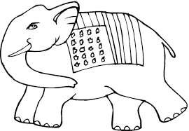 free coloring pages to print baby elephant colouring pages baby