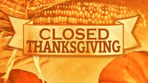 closed for thanksgiving breakaway bike fitness shop