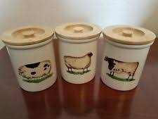 pig kitchen canisters pig canisters ebay