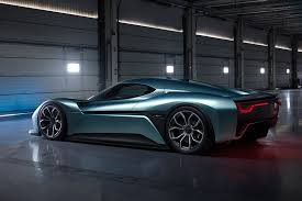 cool electric cars nurburgring lap record broken by nio ep9 electric supercar by car