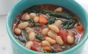cuisiner les haricots blancs frais recettes d épinards par cuisine culinaire soupe aux haricots