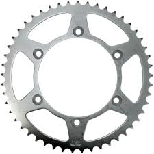 sunstar 520 oem repl rear sprocket for wr250r 08 14