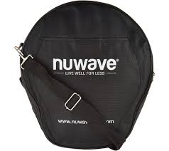 nuwave induction cooktop flex w 3qt saucepan lid u0026 case page 1