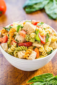 chicken pasta salad italian chicken pasta salad averie cooks