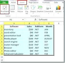 how to pivot table how to pivot table excel 2010 thevidme club