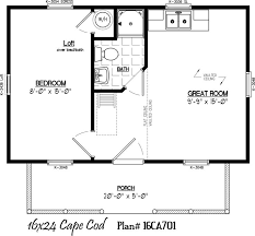 16 x 20 small house plans 6 pioneers cabin 16x20 on modern 16 x 20 house plans home design ideas