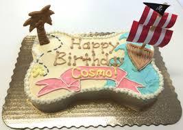 specialty cakes cosmo u0027s custom pirate doggie paw ty cake