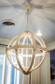 Wood Orb Chandelier Furniture Magnificent Modern Wood Chandelier Calder Chandelier