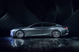 future lexus cars lexus ls concept previews the brand s autonomous future achieves