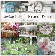shabby chic beach decor shabby chic home tour yesterday on tuesday