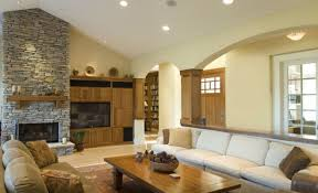 living room rustic fireplaces beautiful comfortable craftsman