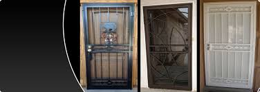 doors screen doors security doors wrought iron albuquerque