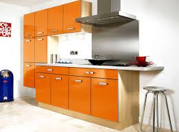 kitchen room modern orange kitchen design ideas theme kitchen