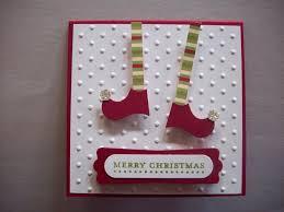 497 best cards christmas santa u0026 elves images on pinterest