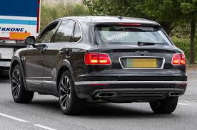 sporty all electric bentley car bentley bentayga plug in hybrid due in 2018 with 3 0 litre petrol