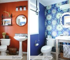 Powder Room Makeover Ideas 5 Ways To Update A Bathroom On A Budget Jenna Burger