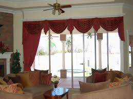 Livingroom Drapes by Living Room Appealing Swag Curtains For Living Room Design 63
