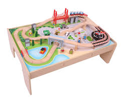 Imaginarium Mountain Rock Train Table Train Set And Table Table Designs