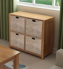 Bench With Baskets Bench Amazing Small Hall Storage With Baskets And Drawers For Oak