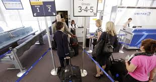 united airlines baggage fees domestic don t get grounded by new carry on size limits