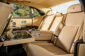 rolls royce interior 2017 rolls royce dismisses mercedes maybach as a competitor