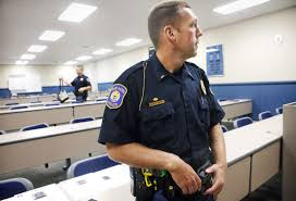 the number of police officers in the state of michigan has dropped