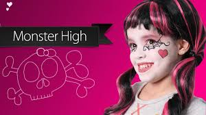 maquillage monster high youtube