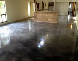 Paint Concrete Floor Ideas by The Latest Concrete Floor Trend Ideas Painting Concrete Floors In